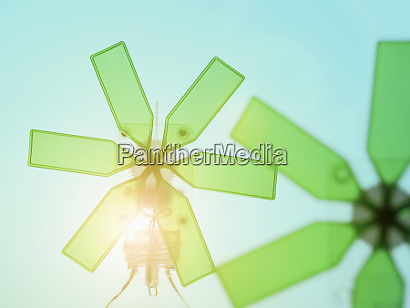 green energy science experiment of how