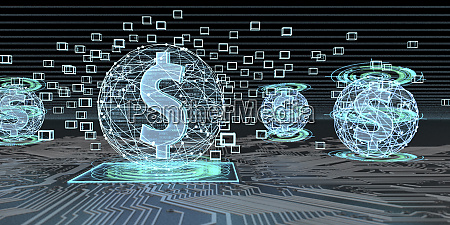 dollar currency based on blockchain technology