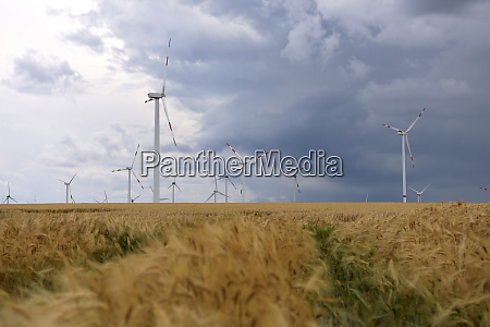 onshore wind park germany