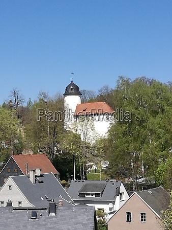 rabenstein castle in chemnitz saxony germany