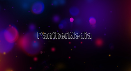 lens flare particles abstract background