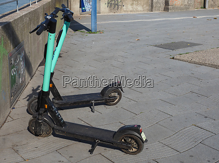 electric kick scooter in duesseldorf