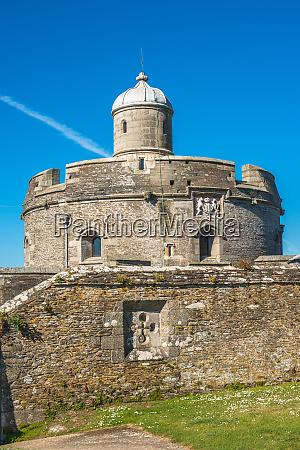 st mawes castle an artillery fort
