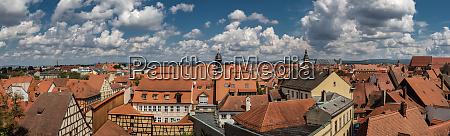 panorama bamberg bavaria