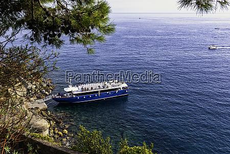 ligurian sea in monterosso al mare
