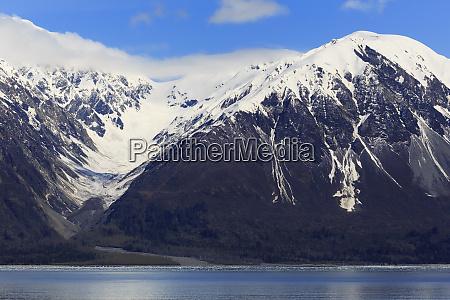 hubbard glacier disenchantment bay alaska united