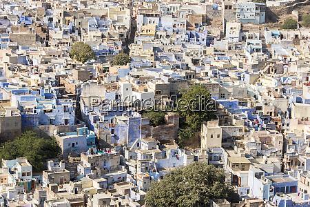 jodhpur blue city navchokiya rajasthan india