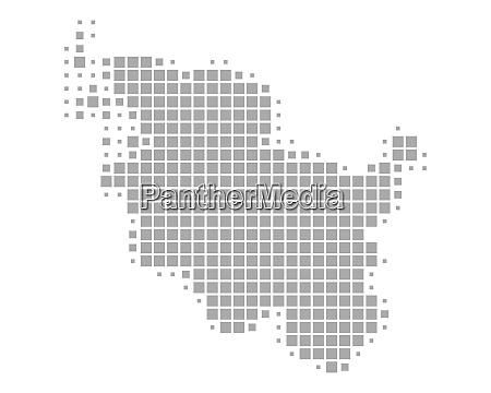 map of schleswig holstein