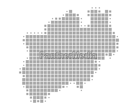 map of north rhine westphalia