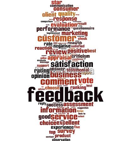 feedback word cloud