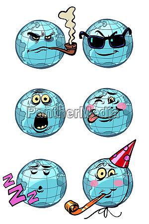character planet earth dream humor birthday
