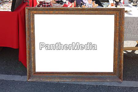 frame flea market