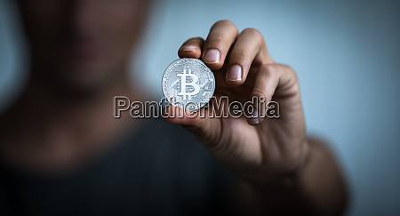 bitcoin cryptocurrency concept cryptocurrency