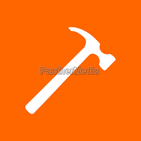 hammer and background