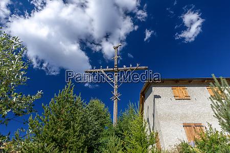 saint-veran, , high, alps, , france, - 27406024