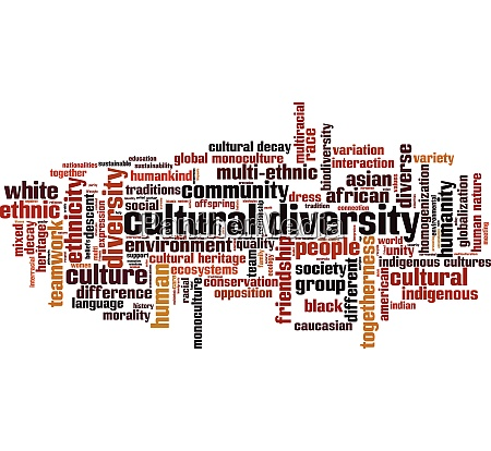 cultural diversity word cloud
