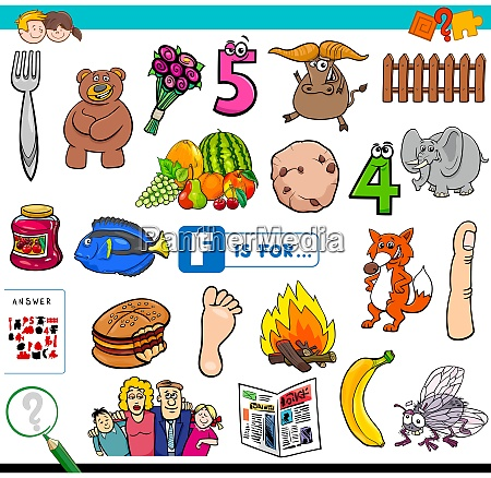 f is for words educational task