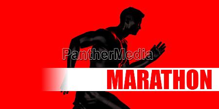 marathon concept