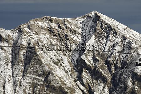 beautiful mountain view from axalp switzerland