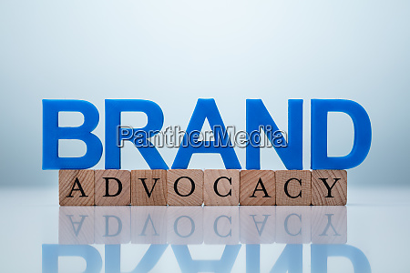 brand advocacy concept
