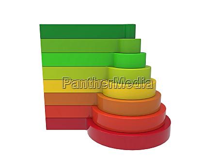 energy efficiency 3d rendering