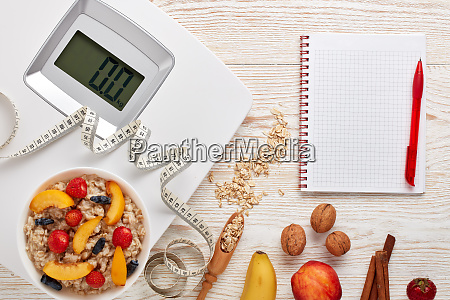 healthy lifestyle concept dieting