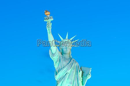 statue of liberty mini siam