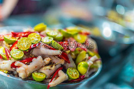 traditional, vietnamese, street, food, sold, in - 27420174