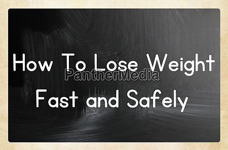 how to lose weight fast and