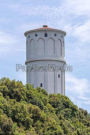 water tower trieste