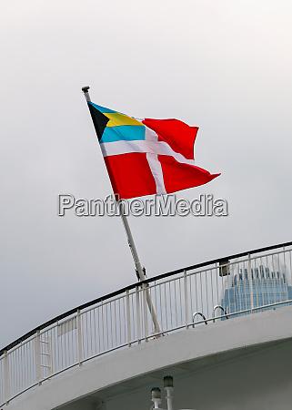 bahamian civil ensign