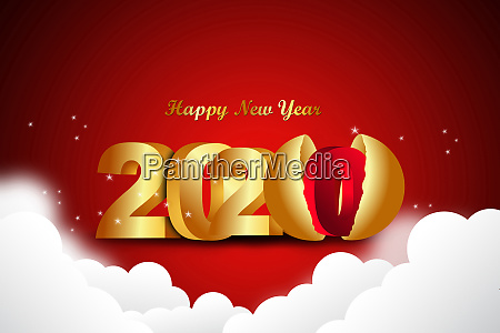 coming happy new year 2020