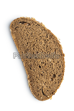 sliced wholegrain bread