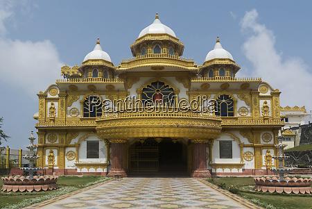 sai baba temple namchi sikkim india