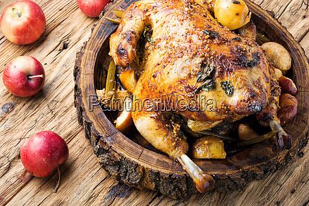 christmas meat food