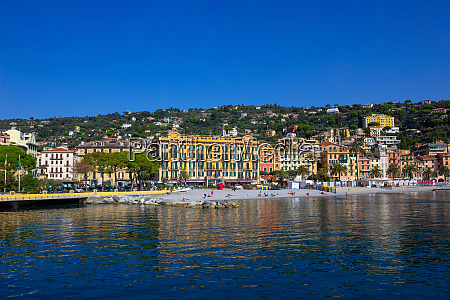 santa margherita ligure liguria italia