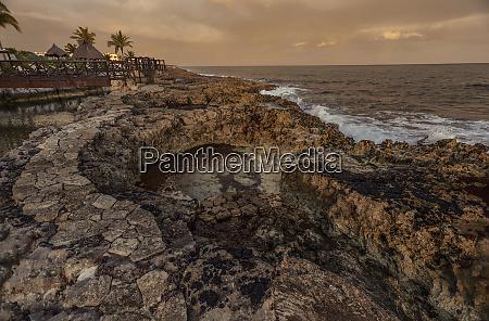 the wonderful coast of puerto aventuras