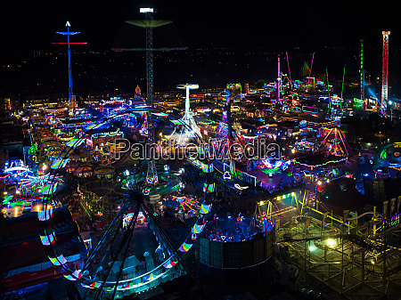 aerial view of hull fair kingston