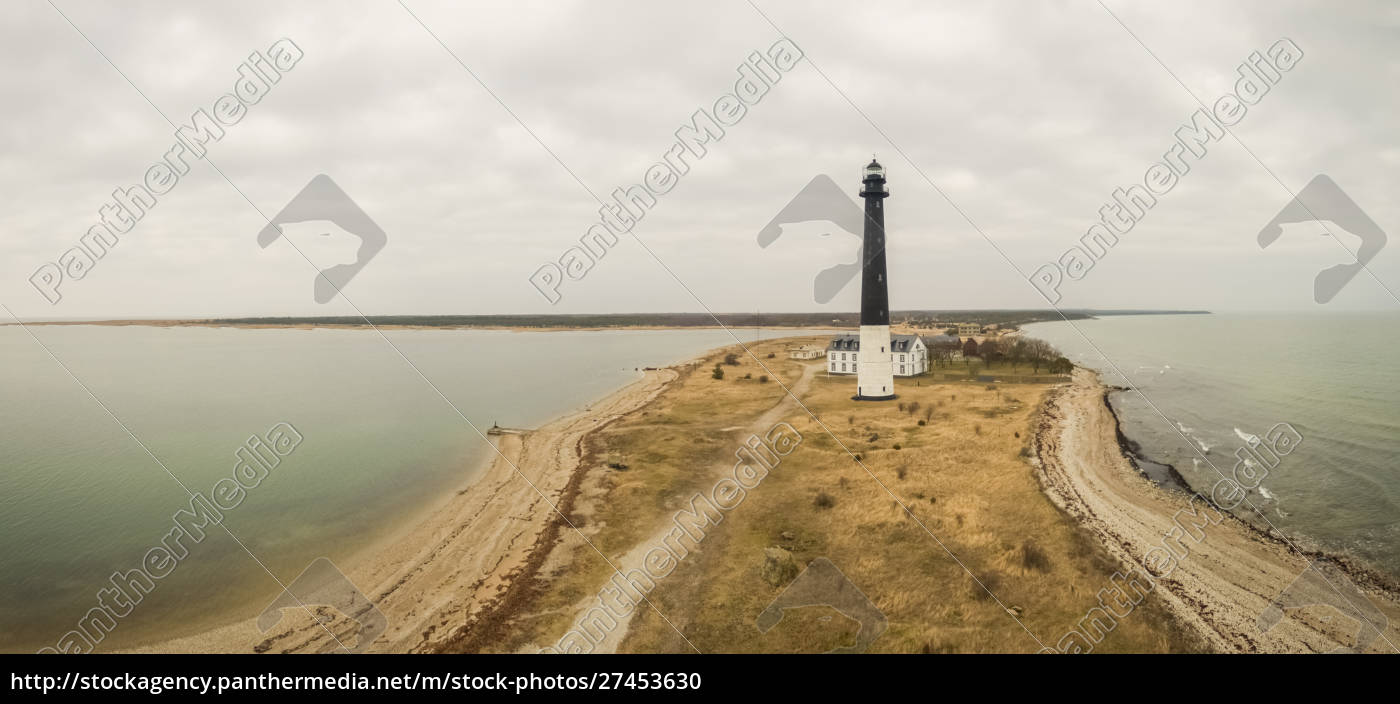 panoramic, aerial, view, of, lighthouse, at - 27453630