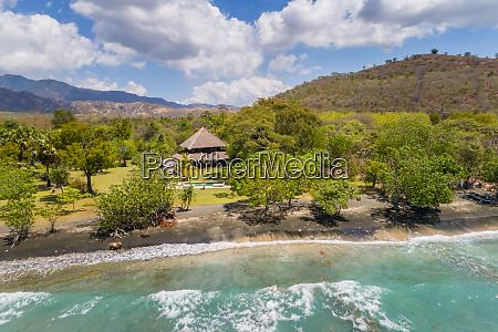 aerial view of puri ganesha homes