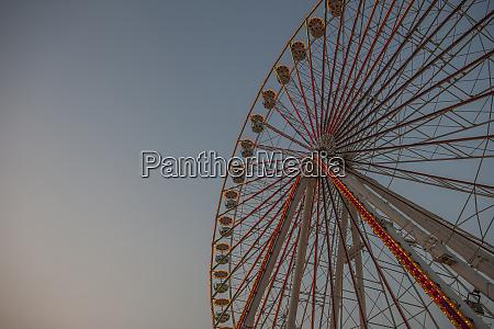 ferris wheel miami florida us