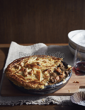 kangaroo burgundy pie a bush tucker