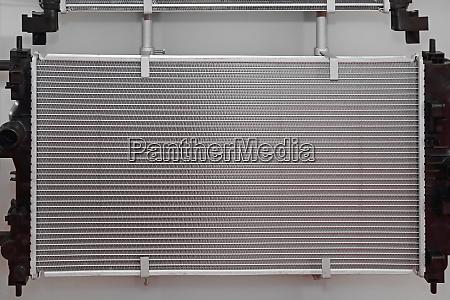 vehicle radiator