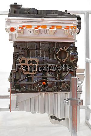 car engine block