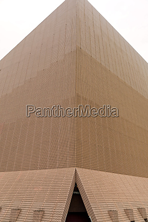 contemporary building corner