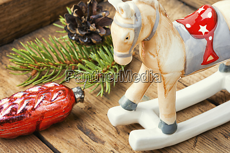 childrens toy horse