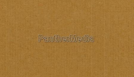 grunge brown corrugated cardboard texture background