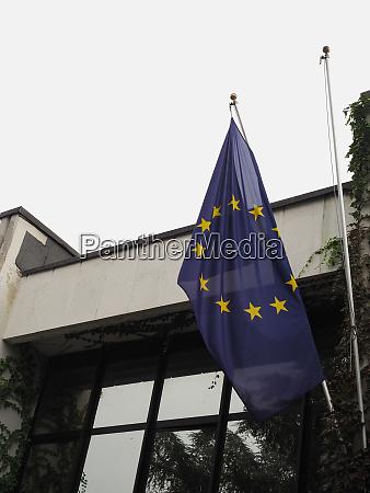flag, of, the, european, union, (eu) - 27467167