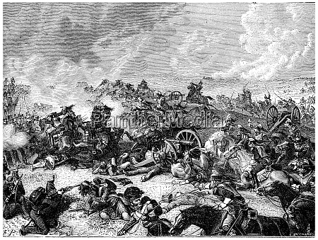 battle of waterloo ney charge the
