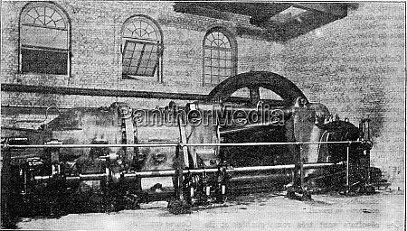delamare deboutteville engine and cockerill vintage